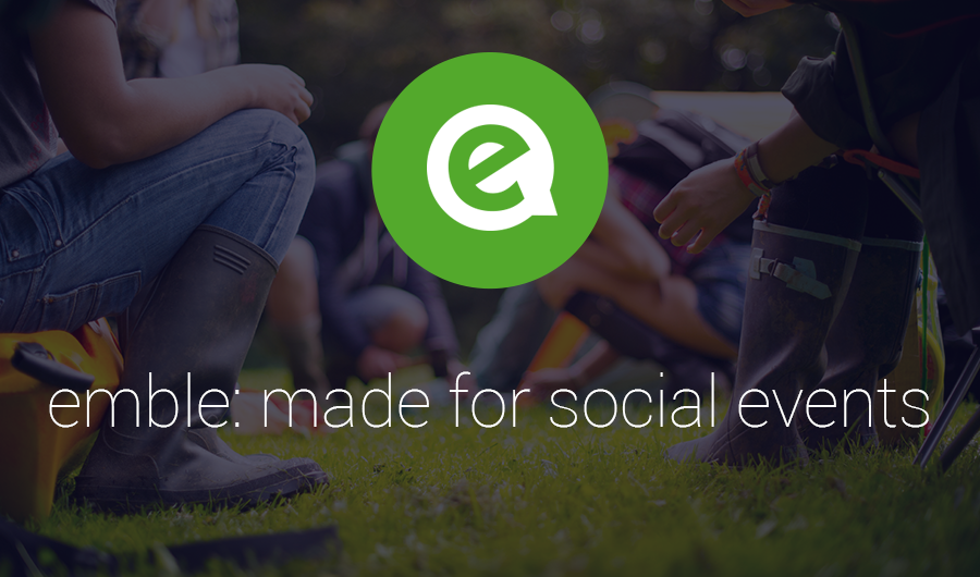 emble: made for social events